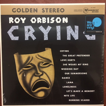 VINIL Universal Records Roy Orbison - Crying
