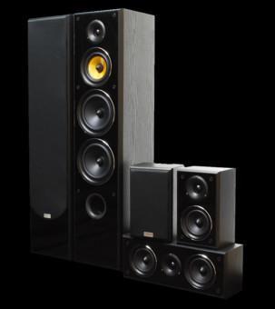 Pachet PROMO Taga Harmony TAV 606 V.3 + Denon AVR-X1000