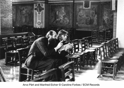 CD ECM Records Arvo Part: Musica Selecta