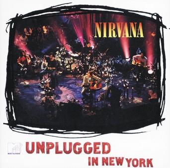 VINIL Universal Records Nirvana: MTV Unplugged In New York