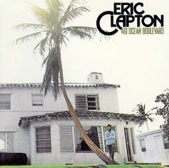 VINIL Universal Records Eric Clapton - 461 Ocean Boulevard