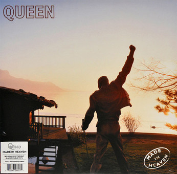 VINIL Universal Records Queen Made In Heaven