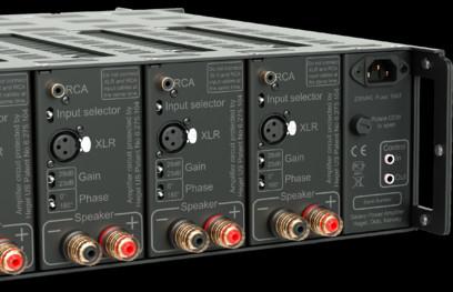 Amplificator Hegel C55