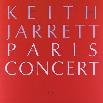 CD ECM Records Keith Jarrett: Paris Concert
