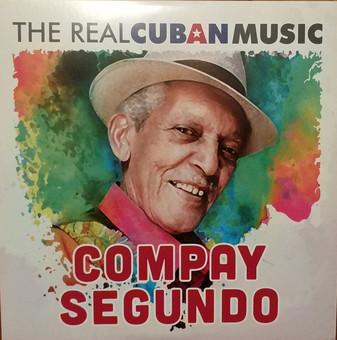 VINIL Universal Records Compay Segundo - The Real Cuban Music