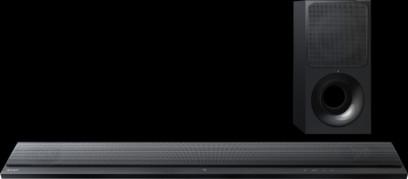 Soundbar Sony HT-CT390, Subwoofer Wireless, Bluetooth si NFC, 300 W