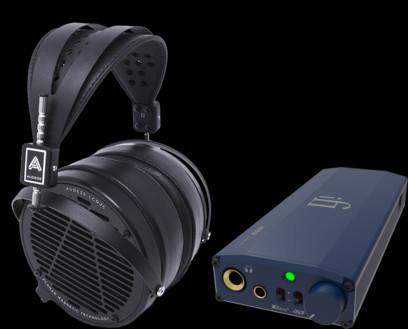 Pachet PROMO Audeze LCD 2 Classic + iFi Audio Micro iDSD Signature
