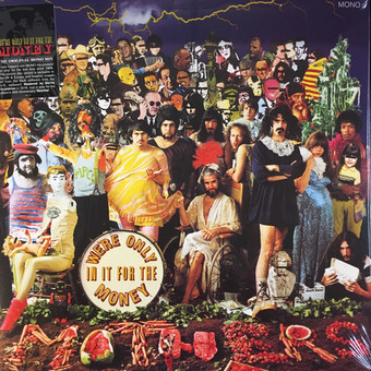 VINIL Universal Records Mothers Of Invention - We're Only In It For The Money
