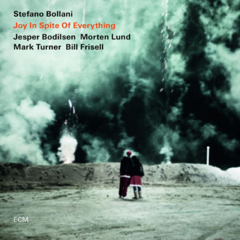 CD ECM Records Bollani Trio ( w. Turner, Frisell ): Joy In Spite Of Everything