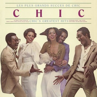 VINIL Universal Records Chic - Greatest Hits