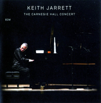 CD ECM Records Keith Jarrett: The Carnegie Hall Concert