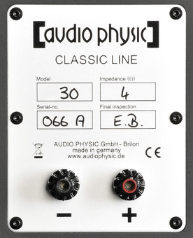Boxe Audio Physic Classic 30 Glass