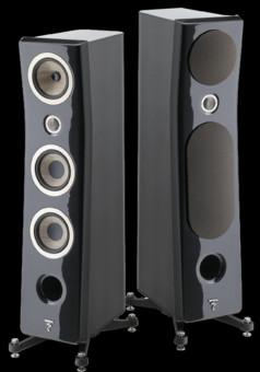Boxe Focal Kanta No 2 Black Laquer/Black High Gloss