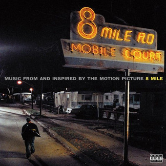 VINIL Universal Records Various Artists- 8 Mile