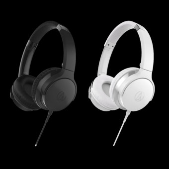 Casti On-Ear ATH-AR3IS cu Microfon