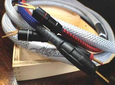 Cablu A Charlin HP Gris 9000 (Spada-Banana) 3m