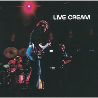 VINIL Universal Records Cream - Live Cream