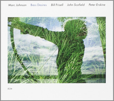 CD ECM Records Marc Johnson: Bass Desires