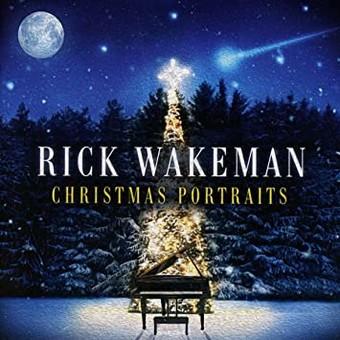 VINIL Universal Records Rick Wakeman - Christmas Portaits