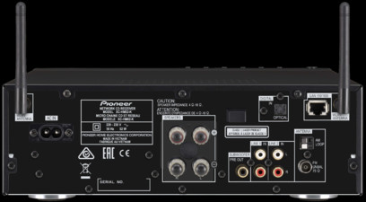 Pioneer XC-HM82