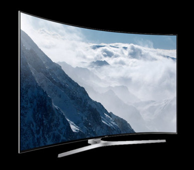 TV Samsung 78KS9502