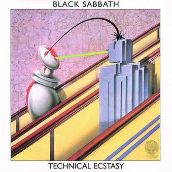VINIL Universal Records Black Sabbath - Technical Ecstasy
