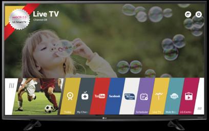 TV LG 49UF6407