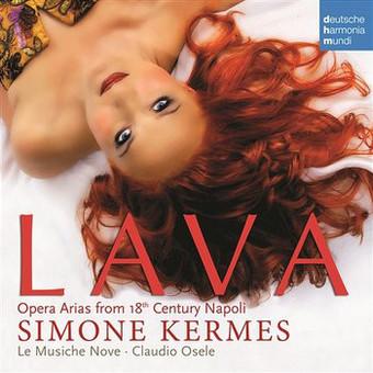 VINIL Universal Records Simone Kermes - Lava - Opera Arias From 18Th Century Napoli