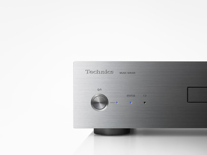 CD Player Technics Grand Class - Music Server without SSD drive