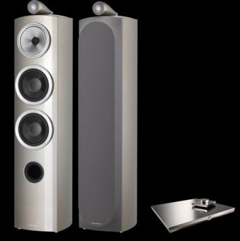 Pachet PROMO Bowers & Wilkins 804 D3 + Devialet Expert 220 Pro