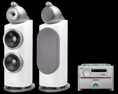 Pachet PROMO Bowers & Wilkins 800 D3 + Chord Electronics Ultima 5 + Ultima Pre 2