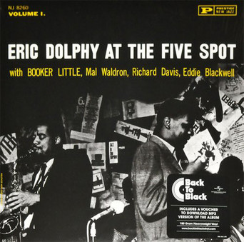 VINIL Universal Records Eric Dolphy - At The Five Spot, Volume 1