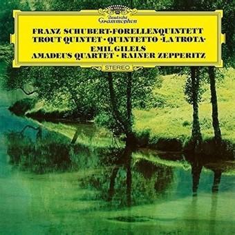 VINIL Universal Records Emil Gilels, Amadeus Quartet - Franz Schubert: Forellenquintett