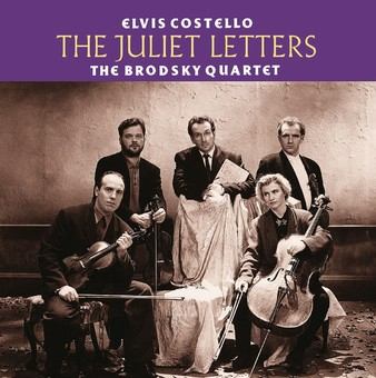 VINIL Universal Records Elvis Costello & Brodsky Quartet - The Juliet Letters