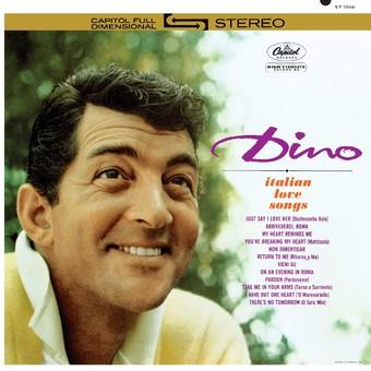 VINIL Universal Records Dean Martin - Dino: Italian Love Songs
