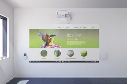Videoproiector Epson EB-1485Fi