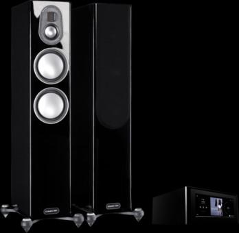 Pachet PROMO Monitor Audio Gold 200 (5G) + NAD M10