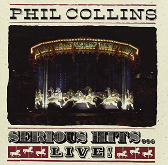 VINIL Universal Records Phil Collins - Serious Hits...Live!