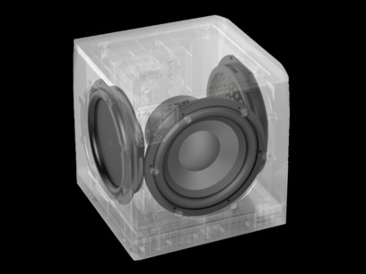 Subwoofer DefinitiveTechnology SuperCube 4000