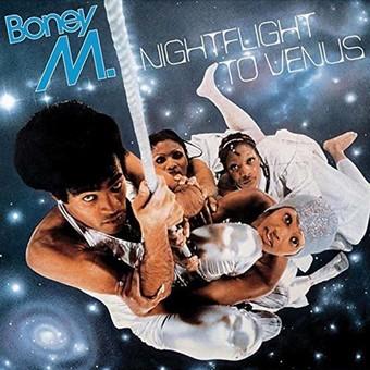 VINIL Universal Records Boney M - Nightflight To Venus