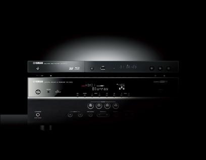 Blu Ray Player Yamaha BD-S473