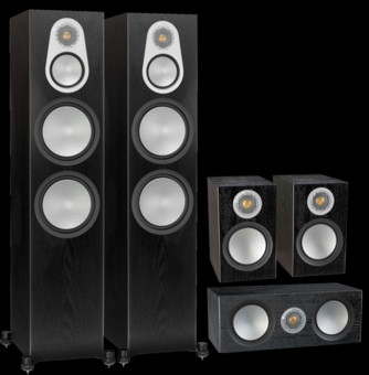 Pachet PROMO Monitor Audio Silver 500 pachet 5.0