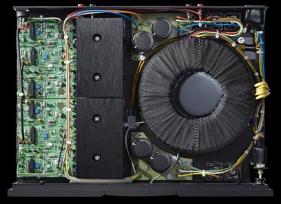 Amplificator Naim NAP 250 DR