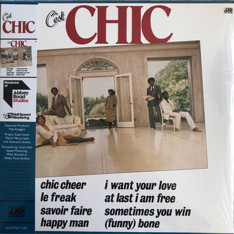 VINIL Universal Records Chic - C est Chic (2018 Reissue)