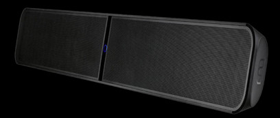 Soundbar Bluesound PULSE, Hi-Res, Subwoofer integrat, Wi-Fi, Bluetooth, 120 W