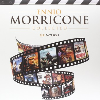 VINIL Universal Records Ennio Morricone - Collected