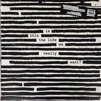 VINIL Universal Records Roger Waters - Is This The Life We Really Want ?