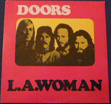 VINIL Universal Records The Doors - L.A. Woman