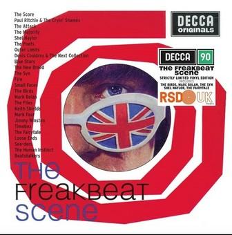 VINIL Universal Records Various Artists - The Freakbat Scene