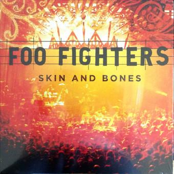 VINIL Universal Records Foo Fighters - Skin And Bones